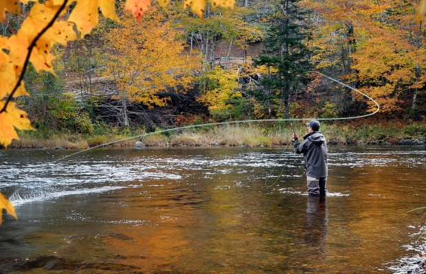 Spots still available for youth fly fishing class