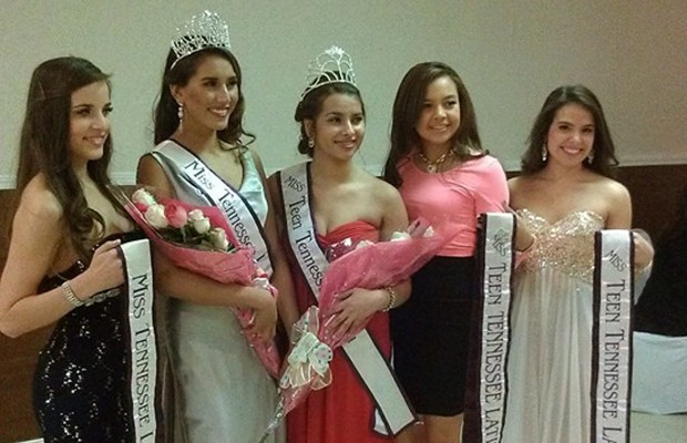 miss latina worldwide pageants in tennessee - photo#2