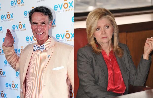 Blackburn to debate Bill Nye on 'Meet the Press'