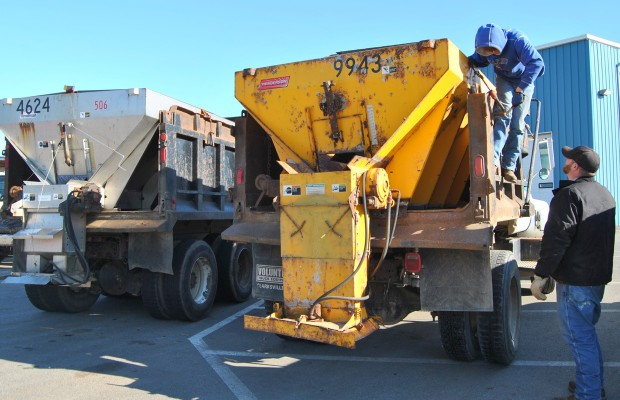 TDOT: No shortage of salt for road ice
