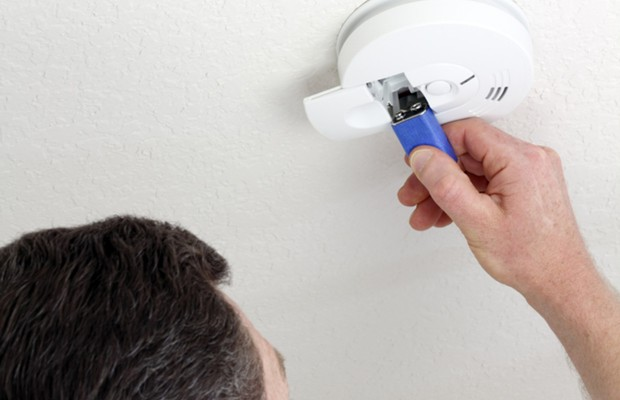 Fire officials urge inspection of smoke alarms