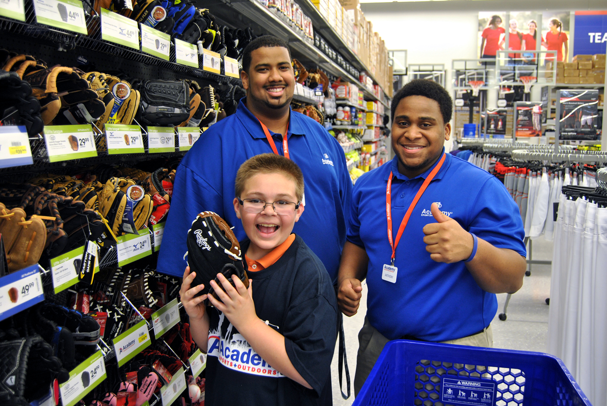 3, Academy Sports Outdoors jobs available on trismaschacon.tk Apply to Retail Sales Associate, Cashier, Receiver and more!