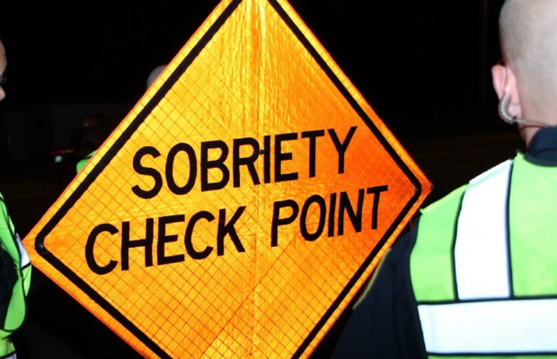 Law enforcement to conduct checkpoints this week