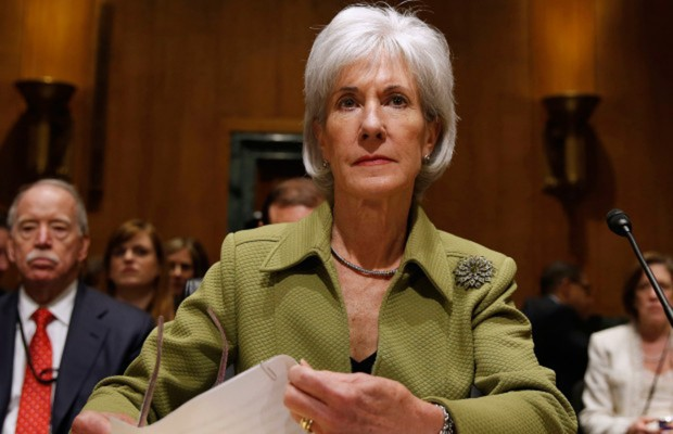 Blackburn comments on resignation of Sebelius