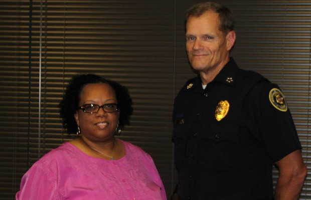 CPD promotes Marla Bonner to Dispatch Director