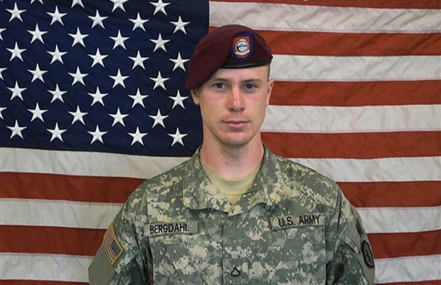 Bergdahl back in the US to continue recuperation