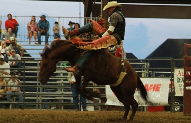 Annual Kiwanis Rodeo coming to 4-H Arena this weekend
