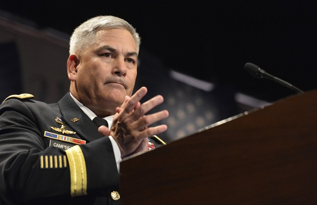 Former Commanding General of the 101st chosen as next Afghanistan commander