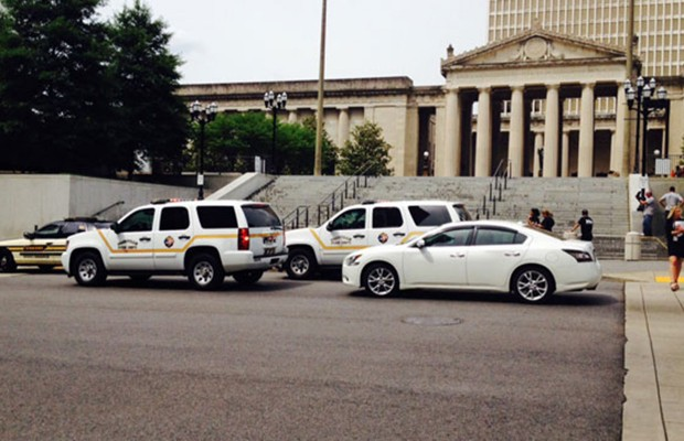 Suspicious package found near Speaker Beth Harwell's office