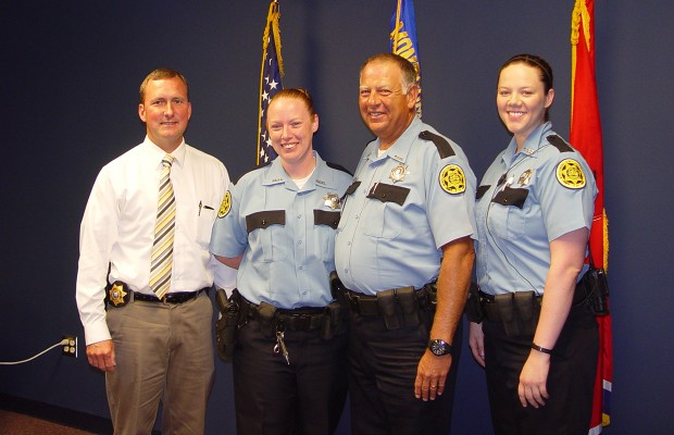 Three deputies promoted to field training officers