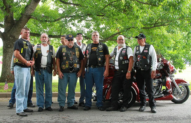Faces of Valor Rally remembers veterans
