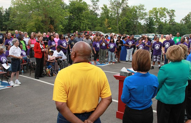 Clarksville community comes together for Unity Rally