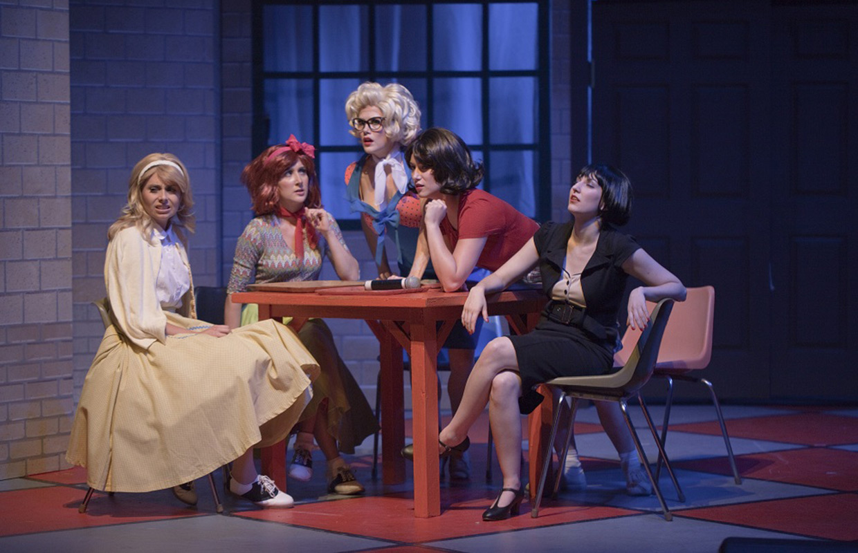 a critical review of the musical grease Grease is a 1971 musical by jim jacobs and warren casey with additional  (variety, review abroad grease, august 2  in may 2003 to some minor critical.