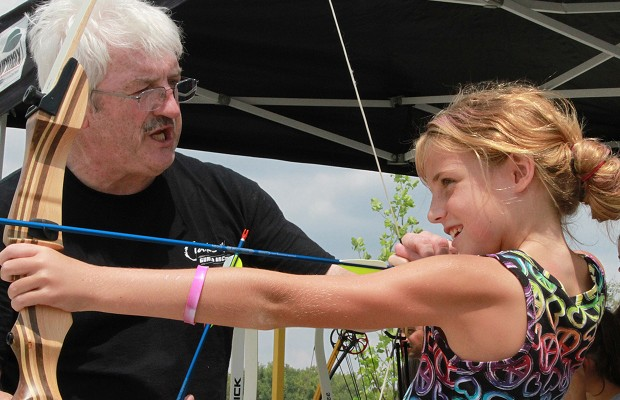 New archery classes beginning in September