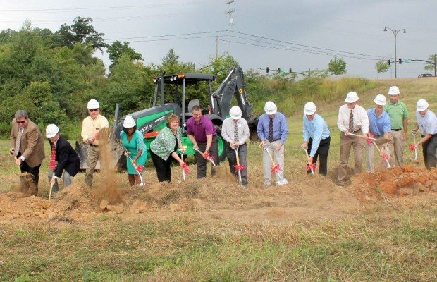 Premier breaks ground on new facility