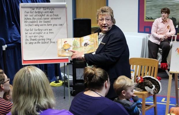 Free reading program brings joy to wee ones   ClarksvilleNow.com