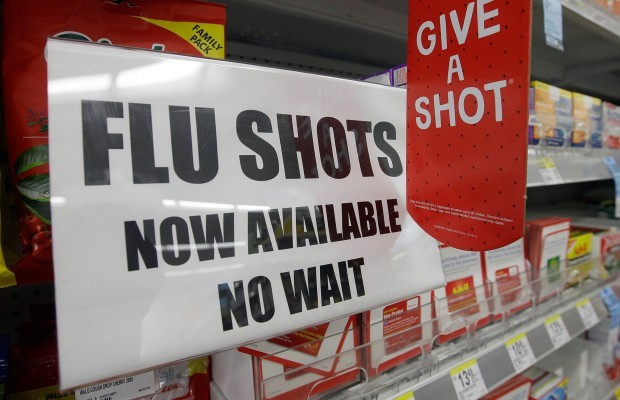 OH  health officials report more than 2000 flu hospitalizations