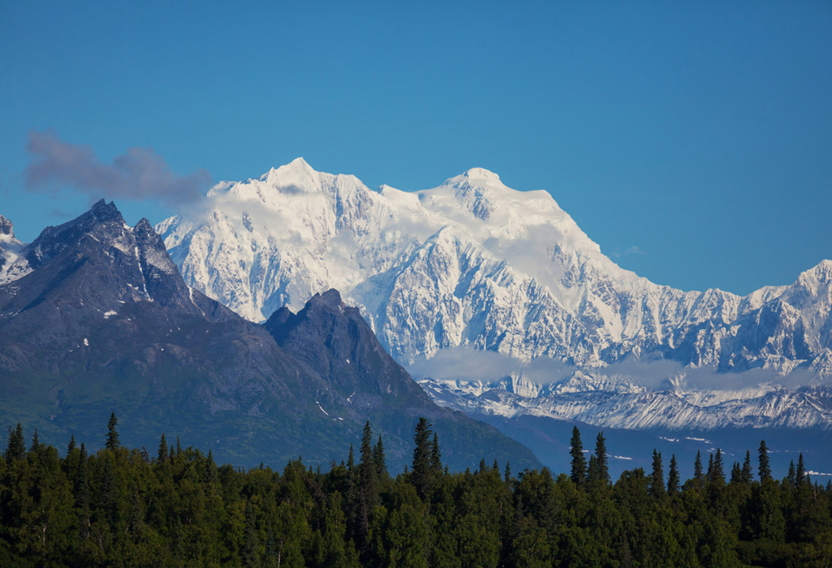 mountain-mount-mckinley