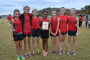 oregon middle school cross country meet results texas