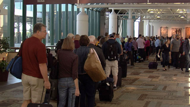 NASHVILLE AIRPORT DELAYS SOUTHWEST WKRN