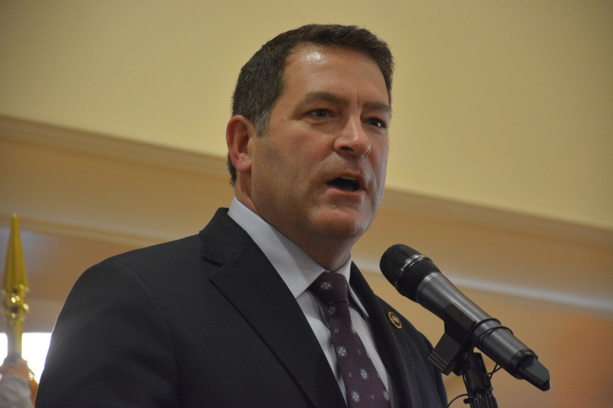 Senator Mark Green
