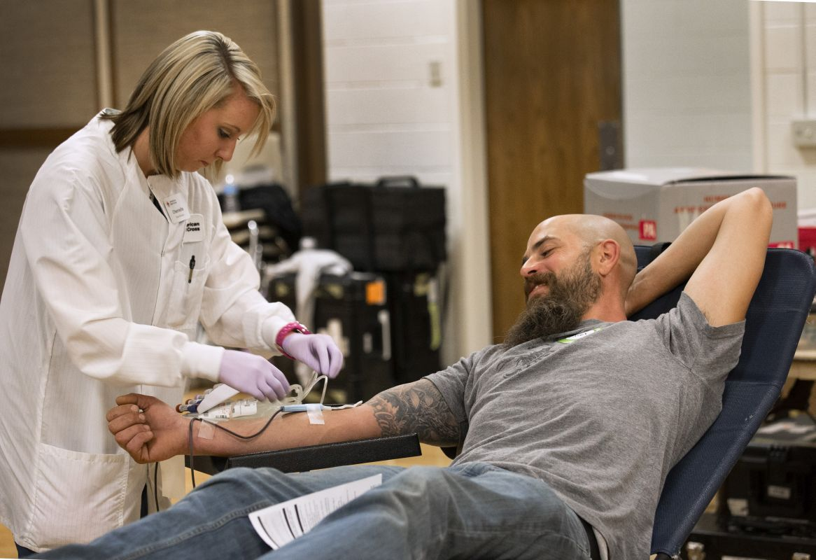 Weather cancels blood drives, Red Cross needs help