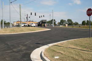 Clarksvilles New Park Ride Lot To Open On Monday