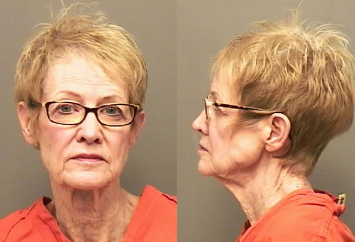 Woman accused of stealing nearly half a million dollars from local church       Connie Parker /MCSO