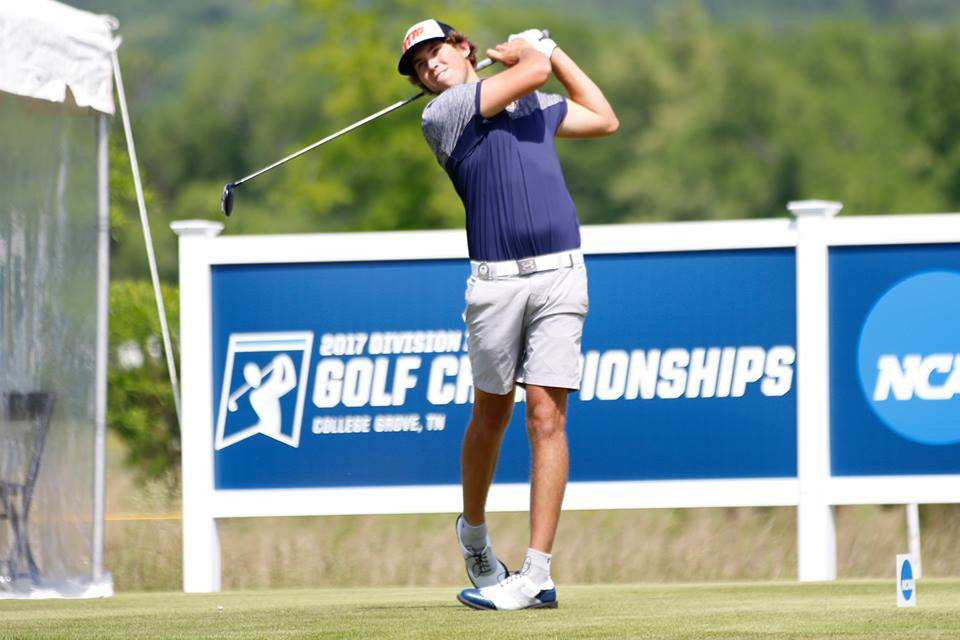 Nevada's Booth Cards 74 in Opening Round of NCAA Regionals