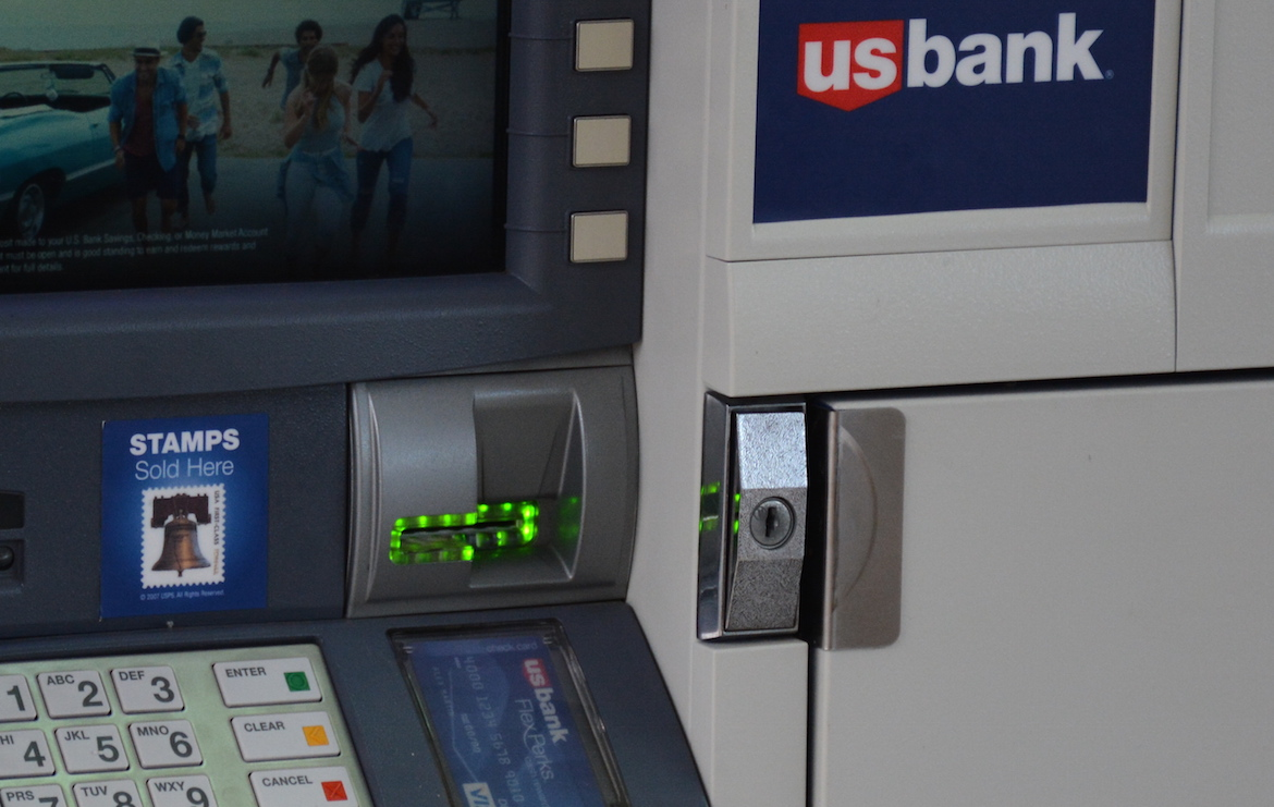 Us Bank Atm Machine {Canarias Deportiva}