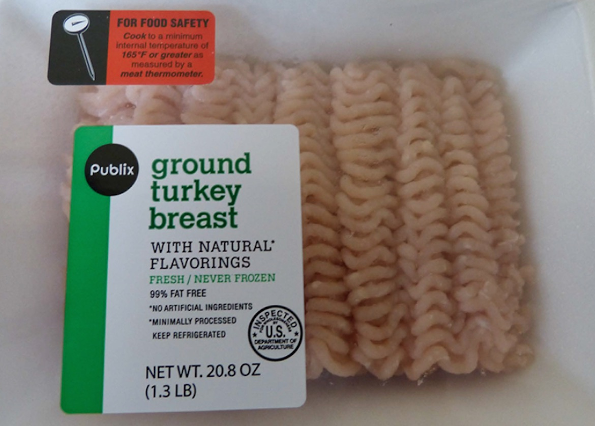 Ground turkey recalled after metal shavings found in package