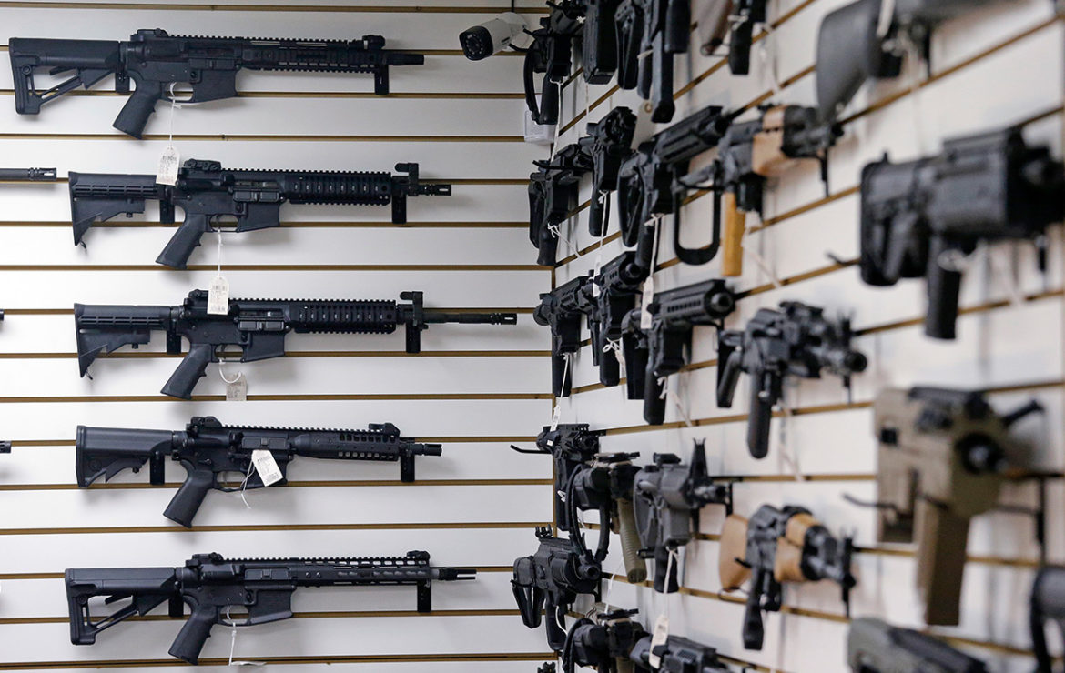 Bipartisan Group of Senators Unveil Gun Legislation