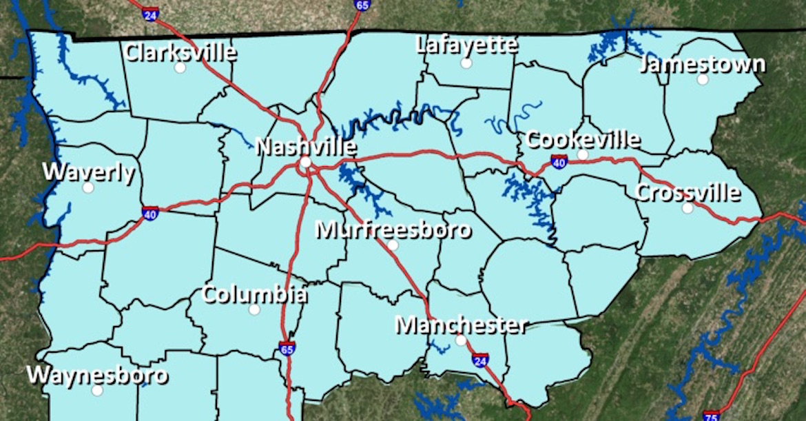 Wind chill advisory issued for parts of central Pa.
