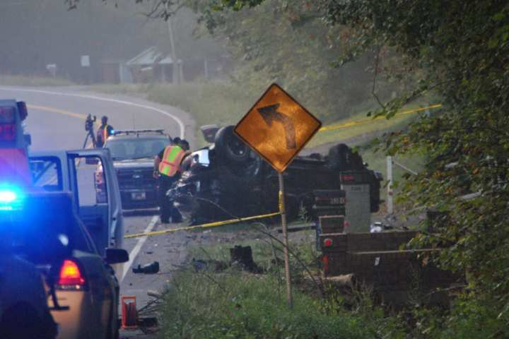 Ashland Car Crash