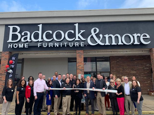 Badcock Furniture More Joins Chamber Of Commerce Clarksvillenow Com