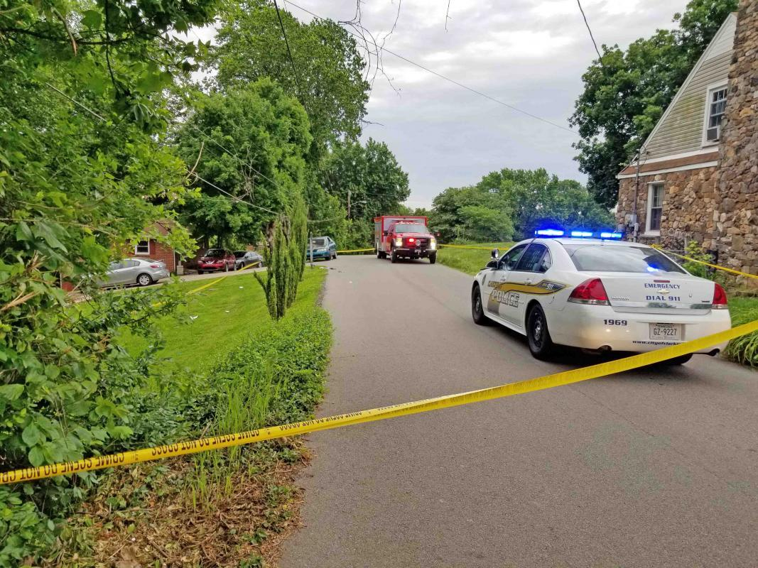 One man in custody after two unrelated homicides in